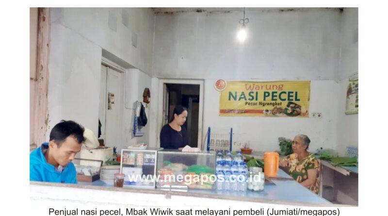 Cerita Penjual Nasi Pecel di Tengah Pandemi Covid – 19