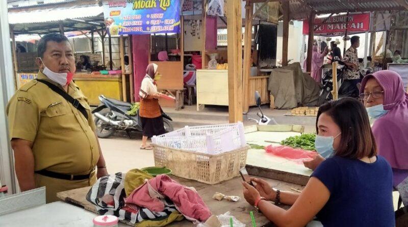 Pembangunan Lapak Sementara Pasar Perak Bisa Difungsikan