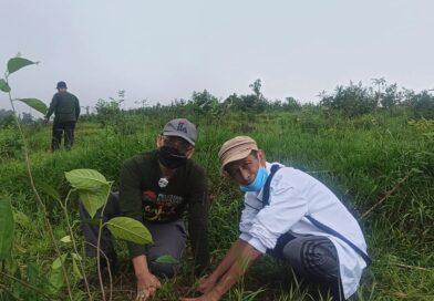 Perkawis Nganjuk Terapkan Konsep Kehati di Bukit Asmara Gunung Wilis