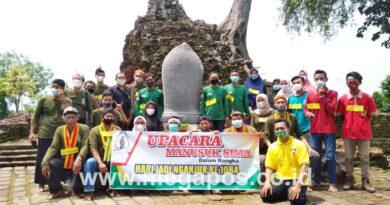 Peringatan Tandingan HUT Nganjuk, Kotasejuk Gelar Ritual Manusuk Sima