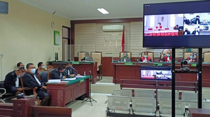 Bupati Nganjuk Nonaktif Jalani Sidang Perdana Kasus Jual Beli Jabatan