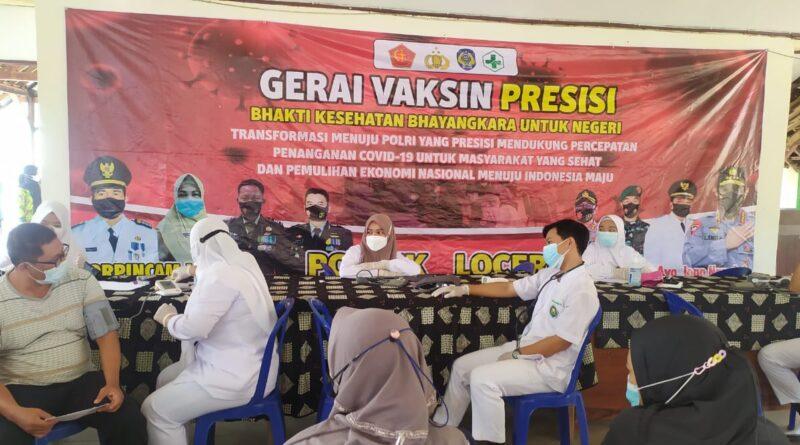 Vaksin Merdeka Semeru 2021, Diikuti 950 Warga
